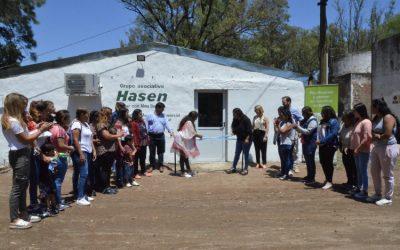 Grupo de mujeres apuesta a la bioeconomía e inaugura un centro de producción de hongos comestibles