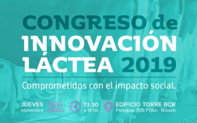 Con foco en el impacto social, la Bolsa será sede del tercer Congreso de Innovación Láctea