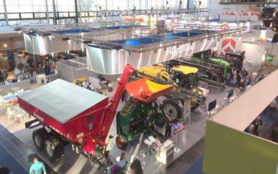 Agritecnica: La maquinaria agrícola argentina ocupa un lugar destacado