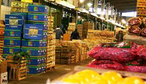 Aumentó el volumen de frutas comercializadas en el Mercado Central de Buenos Aires