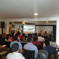 Se realizó la primera Jornada de Intercambio Técnico de Producción de Carne Caprina