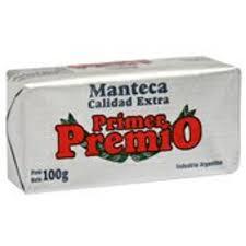 """Prohíben la comercialización de la manteca """"Primer Premio"""" al descubrir que se trata de un producto adulterado"""