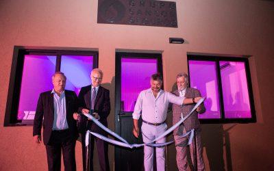 El Grupo Sancor Seguros encabezó la inauguración de una oficina en el Aeropuerto de San Fernando