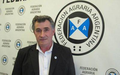 Federación Agraria Argentina, tras la asunción del presidente Alberto Fernández: Conformidad