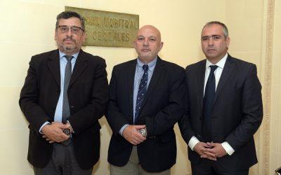 Nuevas autoridades de la Cámara Arbitral de Cereales de la BCR
