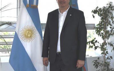 Javier Rodríguez asumió como ministro de Desarrollo Agrario de la Provincia de Buenos Aires