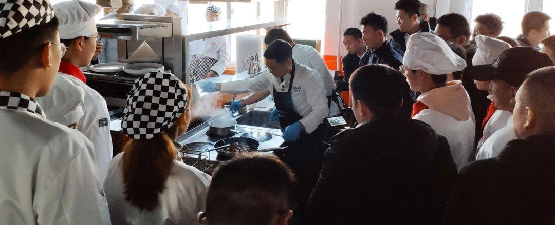 Más promoción de la carne vacuna argentina en China con capacitación