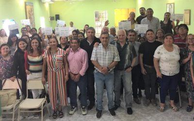 El RENATRE y la UATRE alfabetizaron a 2000 trabajadores rurales