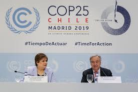 Etchevehere presentó el Sistema de Producción Argentino en la COP25, en Madrid
