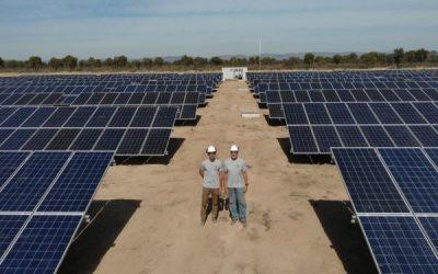 Riego con energía solar: dos experiencias de pequeña y gran escala aplicadas en San Luis