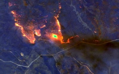200 incendios siguen activos en Australia