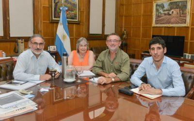 Santa Fe acordó con Nación líneas de acción para el sector productivo provincial