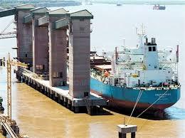 Récord de ingreso de buques oceánicos al Gran Rosario en 2019