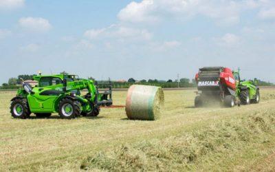 Los manipuladores acechan a los tractores en Europa