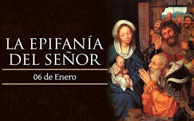 La Epifanía del Señor y otros santos de este miércoles 6 de enero de 2021