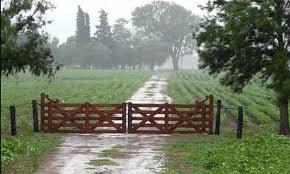 Lluvias abundantes en norte del área agrícola y posterior  marcado descenso de temperatura