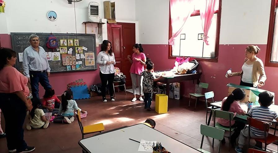 El Programa Crecer del RENATRE fortalece su acción en la zona tabacalera de Jujuy