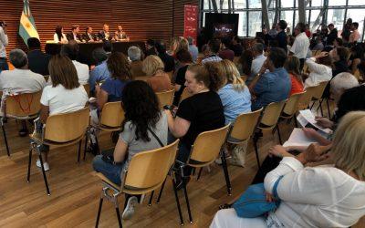 El gobierno de La Rioja presentó la Chaya 2020 en el Centro  Cultural Kirchner ante medios nacionales