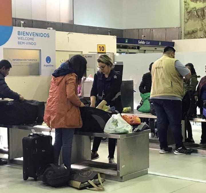 Se evitó el ingreso a la Argentina, de agroalimentos no aptos para el consumo