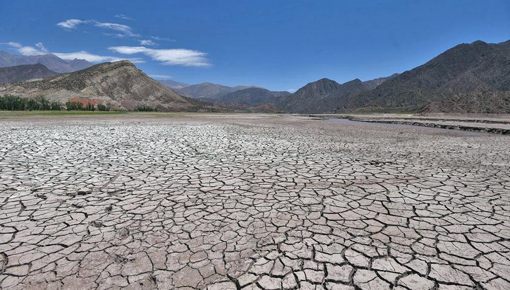 Crisis del agua en Mendoza: los registros muestran una de las peores sequías de la historia