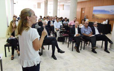 Se lanzó la mesa sectorial de oleaginosas en el marco del Programa Argentino de Carbono Neutro en la Bolsa de Cereales porteña