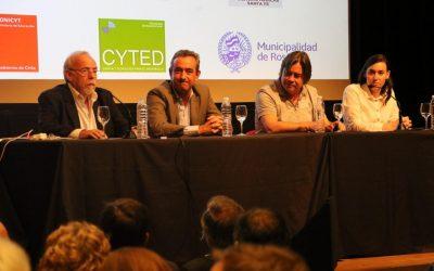 Más de un centenar de científicos participan de un congreso global en la Bolsa de Comercio de Rosario