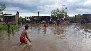 Chaco: recomienza la pesadilla por inundaciones y el pronóstico no es alentador