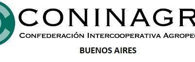 Regional Buenos Aires de Coninagro con el Banco Provincia