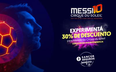 SANCOR SEGUROS premia a sus asegurados con descuentos para ver al Cirque du Soleil