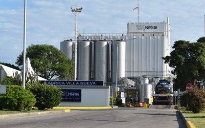 ¿Qué capacidad de secado lácteo tiene Argentina?