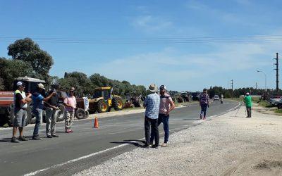 Con reclamos por presión impositiva, terminó el tractorazo en Crespo