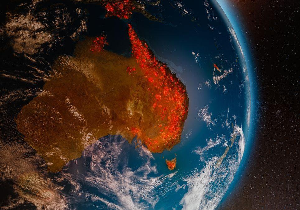 Camino a un nuevo récord de temperatura global en 2020-2024