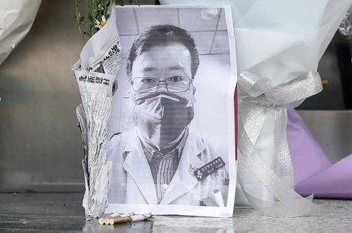 La muerte del médico que alertó del coronavirus desata rabia en China