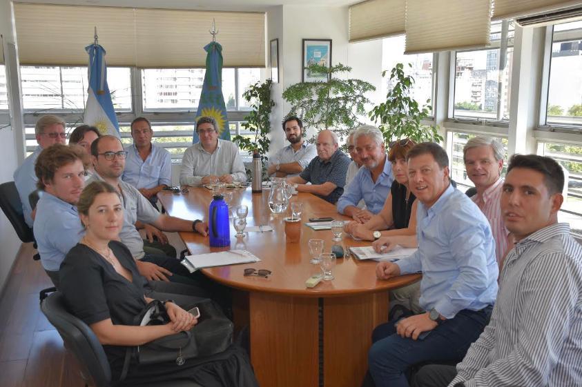Mesa Técnica para abordar la crisis hídrica de la cuenca del Río Colorado en la provincia de Buenos Aires