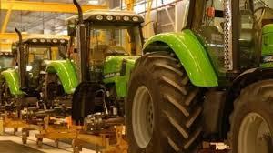 La producción total de maquinaria agrícola se desplomó 28% en  2019 con crecimiento en el último trimestre del año