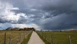 Prevén ascenso térmico, con precipitaciones moderadas en la  mayor parte del área agrícola