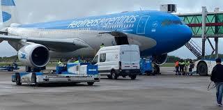 Suspenden los vuelos de repatriación de argentinos