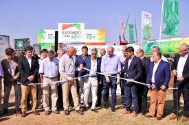En medio del paro del campo se inauguró Expoagro 2020