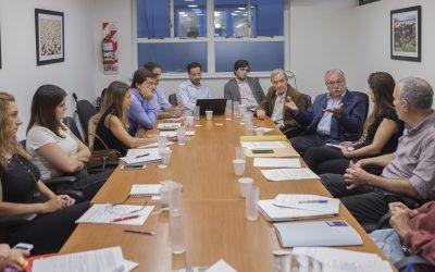 Proyecto normativo para fortalecer la inspección de bodegas de buques