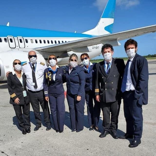 Vuelos de Repatriación: Aeronavegantes denunció a la Embajadora en Rusia por montar una campaña de desinformación