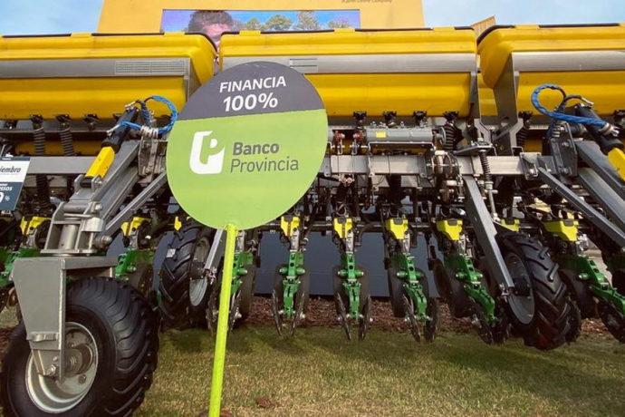 La banca oficial quiere reforzar los créditos para máquinas