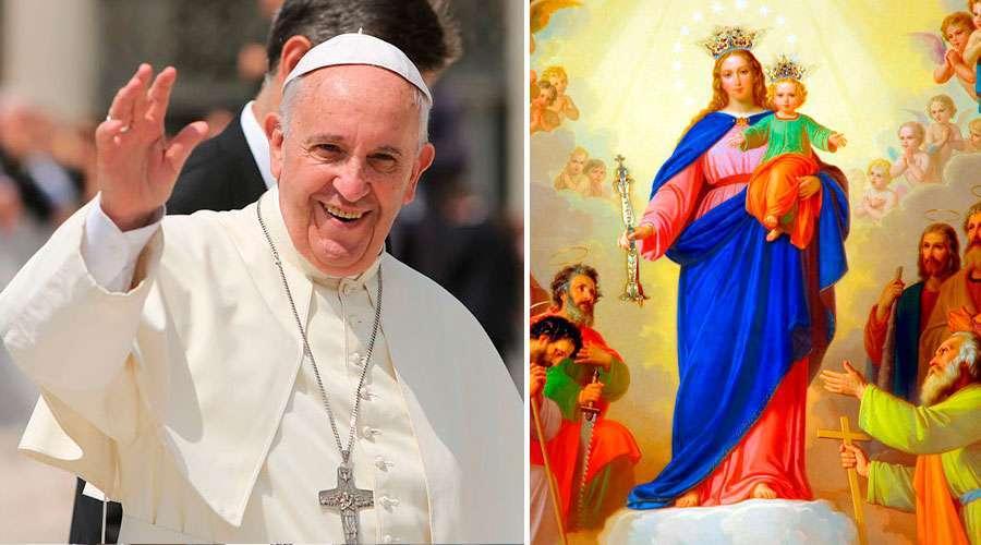 Día de María Auxiliadora patrona del Agro Argentino