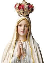 Hoy celebramos a Nuestra Señora de Fátima