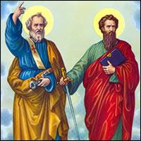Hoy la Iglesia celebra la Solemnidad de San Pedro y San Pablo, el día del Papa