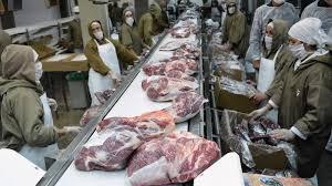 Los precios promedio de las exportaciones de carne vacuna bajaron un 17%