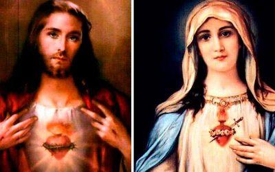 Consagrar mañana a la familia a los Corazones de Jesús y María con esta oración