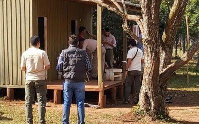 El RENATRE fiscalizó establecimientos rurales con más de 100 trabajadores en Corrientes