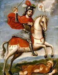 Hoy es el día de Santiago Apóstol