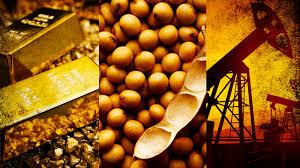 Necesitás vender mucha soja para comprar un poco de oro, ¿qué nos dice la economía?