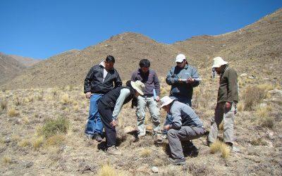 Estudian el impacto del cambio climático en los ecosistemas áridos